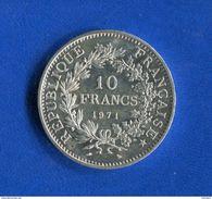 10 FRANCS 1971 - K. 10 Francs