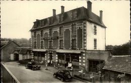 19 - MEYMAC - Splendid Hotel - Traction - France