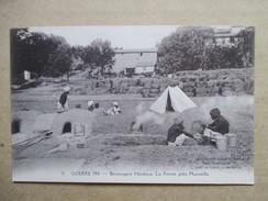 BOUCHES DU RHONE  13  LA PENNE  -   GUERRE 1914  -  BOULANGERS  HINDOUS      TRES  ANIME    TTB - Marseilles