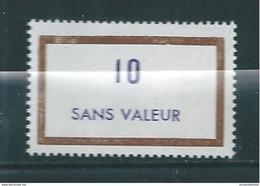 France Timbres Fictif  Timbres De 1959  N°180  Neuf ** Parfait - Fictie