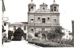 POSTAL   CORELLA  -NAVARRA  - IGLESIA DE LA MERCED   ( EGLISE MERCED  - MERCED CHURCH ) - Navarra (Pamplona)