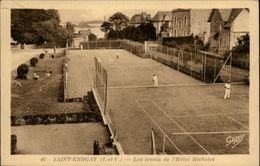 22 - SAINT-ENOGAT - Les Tennis - Terrain De Tennis - France