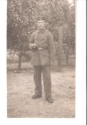 Photo Originale-Original Foto-Guerre 1914-1918-Soldat Allemand - Personnes Anonymes