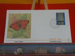 Papillon, Large Copper > Pays-Bas, Netherlands > Europa CEPT 1985 - 4.6.1985 - FDC 1er Jour - FDC
