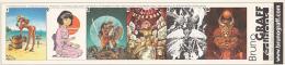 Marque Page BD Edition GRAFF Visuel De MALFIN LELOUP TARQUIN BARBUCCI VARANDA - Marque-pages