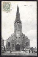 CPA 22 - Plessala, L'église - Frankreich