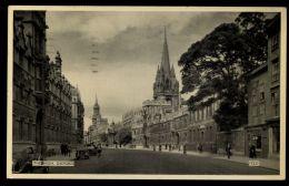 B4163 OXFORD - THE HIGH - Oxford