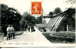 N°58687 -cpa Dijon -jardin De L'Arquebuse- - Dijon