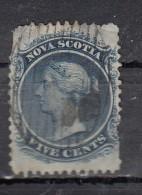 New Scotia  Nouvelle   Ecosse  YT N°7  5c Bleu - Nova Scotia