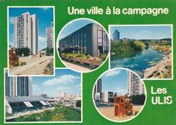 CPM  De  LES  ULIS   (91)  -   Une  Ville  à  La  Campagne     //  TBE - Les Ulis