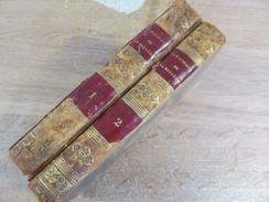1826 Les Caracteres De La Bruyere Et De Theophraste Reliures Aux Armes Du College Royal De Louis Le Grand - Livres, BD, Revues