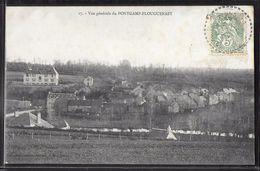 CPA 22 - Pontgamp-Plouguenast, Vue Générale - Frankreich