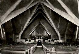 44 - SAINT-NAZAIRE - église Saint Gohard - église Moderne - Orgues - Nantes