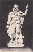 GUERRES DE VENDEE. CHOLET. - Statue De Cathelineau De Biron. Carte RARE - Cholet