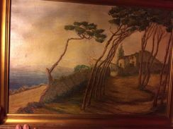Tableau Toile De 1934 - Acrylic Resins