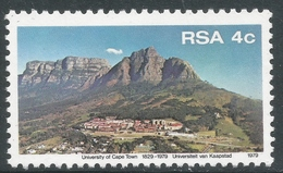 South Africa. 1979 50th Anniv Of University Of Cape Town. 4c MNH SG 465 - South Africa (1961-...)