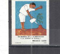 Messico PO 1988 Alimentazione Scott.1567++ See Scans Nuovi - Mexico