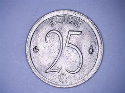 BELGIQUE : 25 CENTIMES 1974 - 02. 25 Centimes