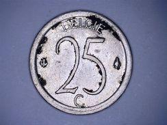 BELGIQUE : 25 CENTIMES 1968 - 02. 25 Centimes