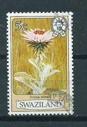 1980 Swaziland Flowers,bloemen,fleurs Used/gebruikt/oblitere - Swaziland (1968-...)