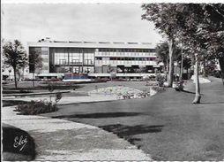 CPSM De ROYAN - Jardins Du Palais Des Congrès - Royan