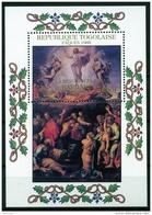 Togo, 1985, Easter, Religion, Raffael Painting, MNH, Michel Block 263 - Togo (1960-...)