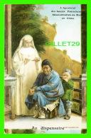 MISSIONS - L'APOSTOLAT DES SOEURS FRANCISCAINES MISSIONNAIRES DE MARIE EN CHINE -  AU DISPENSAIRE - - Missions