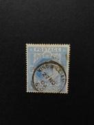 Gran Bretaña : Año. 1902/1910 ( Rey Eduardo VII ). º/- Lujo Muy Buen Ejemplar Matasello, Lejible. - 1902-1951 (Re)
