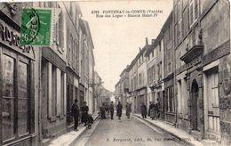 FONTENAY-LE-COMTE RUE DES LOGES - Fontenay Le Comte