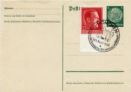 (Lo936) Ganzs. DR SSt. München - Deutschland