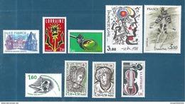 France  Timbres De 1979  N°2064  A  2072  Neufs ** Parfait - Unused Stamps