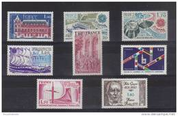 Timbres De 1979  N°2045 A 2052 Neufs ** - Unused Stamps