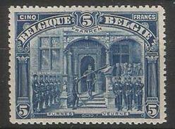N°147 Franken Neuf * Et Sans Défaut - 1915-1920 Albert I