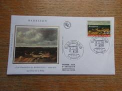 FRANCE (1995) BARBIZON - FDC