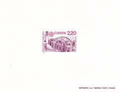 Andorra Francesa Nº 358 Al 359 En Pruebas - Unused Stamps
