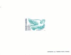 Andorra Francesa Nº 353 En Prueba - Unused Stamps