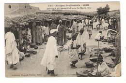 Afrique Occidentale / SOUDAN / MARCHE DE SARAFERE SUR LE BARA-ISA / Coll. FORTIER  N° 355 - Sudan
