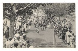 Afrique Française ( Occidentale ) / SENEGAL / DAKAR / COURSES à PIED / Coll. FORTIER  N° 79 - Guinée Française