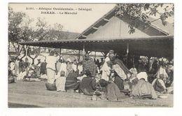 Afrique  Occidentale  /  SENEGAL  /  DAKAR  /  LE  MARCHE  / Coll. FORTIER  N° 2101 - Guinée Française