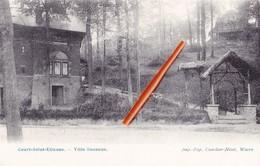 COURT-SAINT-ETIENNE - Villa Suzanne - Court-Saint-Etienne