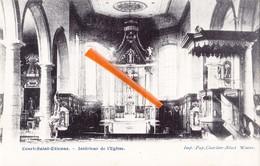 COURT-SAINT-ETIENNE - Intérieur De L'Eglise - Court-Saint-Etienne