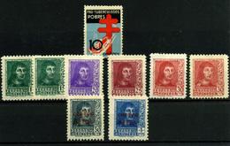 España Nº 840/46. Años 1946-47 - 1931-50 Neufs
