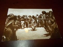 B642  Somalia Italiana Danze Femminili Non Viaggiata - Somalia