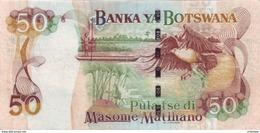 BOTSWANA P. 28a 50 P 2005 UNC - Botswana