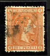 1355- España Nº 165 - Usados