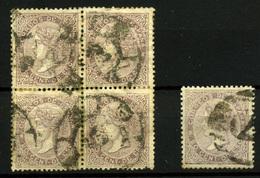 España Nº 92. Año 1867 - 1868-70 Gobierno Provisional