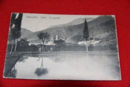 Valle Sabbia Caino Brescia Il Laghetto Con Piccola Animazione 1917 - Brescia
