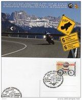 BOLZANO - 2012 - Ass.ne  Naz. Polizia Di Stato -Sez. Bolzano - Gruppo Motociclisti ATHESIS - - Polizia – Gendarmeria