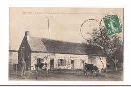 DOUAINS La Source De La Pierre Blanche  - Vaches - - Sonstige Gemeinden
