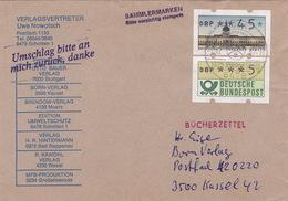 Bücherzettel Von Nidda (br1448) - [7] Repubblica Federale